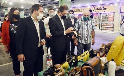 Emprendedores expondrán en feria del Shopping Mariscal