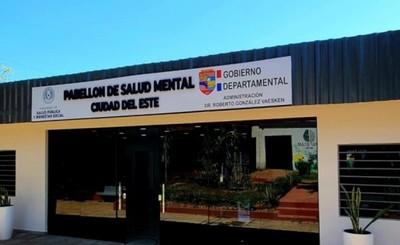 Habilitarán mañana el primer Pabellón de Salud Mental del interior