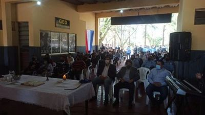 Celebraron el Día del Agente de Policía en Pedro Juan Caballero