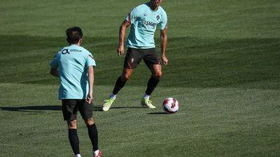 Cristiano  es atracción  en Lisboa tras su traspaso