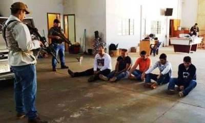 NARCOTRAFICANTES y CONTRABANDISTAS con PROTECCIÓN POLICIAL, MILITAR, y FISCAL
