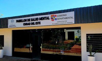 Inauguran hoy Pabellón de Salud Mental