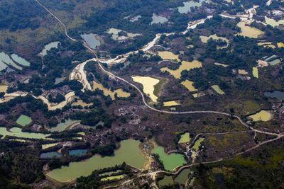 La minería ilegal crece casi 500% en tierras indígenas en Brasil