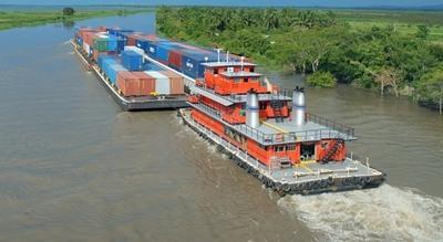 Definen acciones inmediatas para mejorar navegabilidad del río Paraguay
