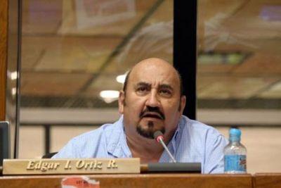 """Ortiz califica de mafioso a Efraín Alegre: """"Tiene muchas cosas que rendirle al pueblo liberal"""""""
