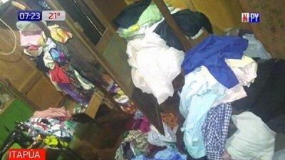 Delincuentes vestidos como policías asaltaron a una familia en Edelira