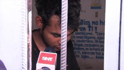 Crimen del chipero: Versión del sujeto detenido