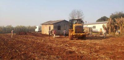 Cooperativa apoya incremento de pena a invasión de tierras