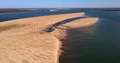 La Nación / Río Paraná: nivel bajo sigue pronunciado, pero hay mejoría en algunas zonas