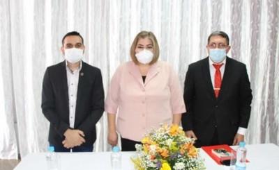 Lic. Ada Garayo es la nueva directora de Educación en Alto Paraná