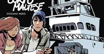 La Nación / Corto Maltés, legendario personaje de cómic, reaparece a 25 años de la muerte de su creador