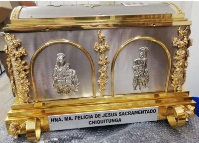 Confirman que restos de Chiquitunga llegarán a Paraguay el 21 de septiembre