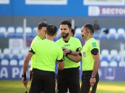 Jueces para la semana 6 de la Copa Paraguay