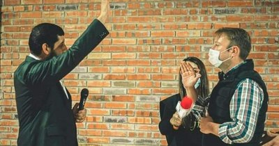 La Nación / Iglesia denunciada por polución sonora en Lambaré genera riña política