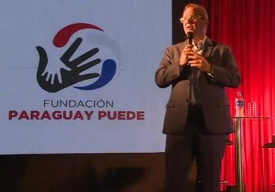 """Lanzamiento de la """"Fundación Paraguay puede"""""""
