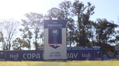 Dispuestas las llaves desde los 16avos de final de la Copa Paraguay