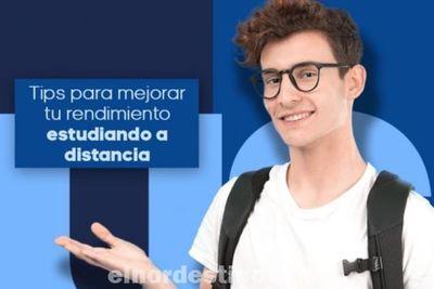 Cómo mejorar tu rendimiento venciendo el reto de la educación a distancia según consejos de Universidad Sudamericana