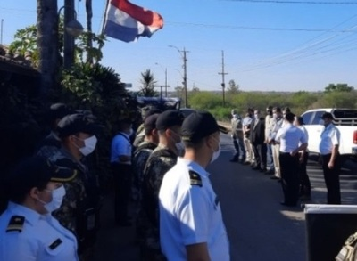 Lanzan operativo de «barreras anticontrabando» para frenar ingreso ilegal de mercaderías