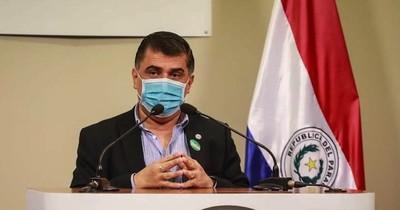 """La Nación / Borba: """"Mantener medidas sanitarias"""""""