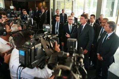 """""""General"""" informo a Bolsonaro sobre programa de AUSTERIDAD y renegociación del Anexo C en Itaipú"""