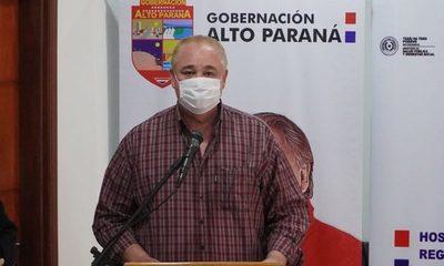 Gobernador de Alto Paraná dice que se debe poner fin a políticas que crean ciudadanos de primera y segunda categoría