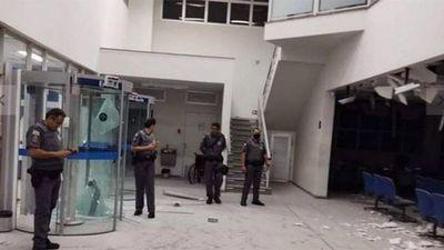 """El fenómeno del """"novo cangaço"""" y sus impactantes asaltos comando volvió a sacudir a Brasil"""