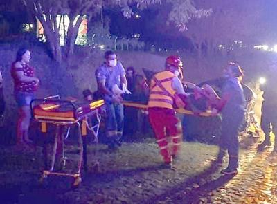 Gato causa vuelco de camioneta y deja cuatro heridos de consideración – Diario TNPRESS