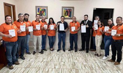 Movimiento que postula una lista para concejales, da su apoyo a Rojas Borja – Diario TNPRESS