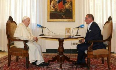 "Papa Francisco: ""Ni se me pasó por la cabeza renunciar"" – Prensa 5"