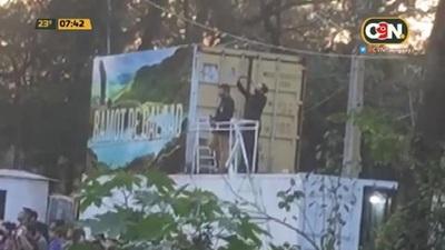 Vecinos contra polución sonora de iglesia en Lambaré