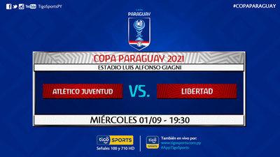 Monarca de la Copa de Todos juega por la segunda ronda