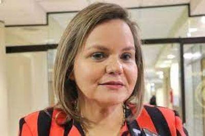 Lilian Samaniego aseguró que no hay unidad en la ANR