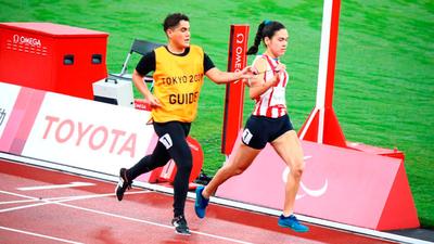 Melissa Tillner consigue nuevo récord nacional en los Juegos Paralímpicos