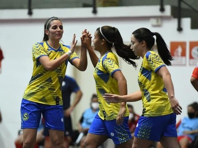 Se disputó el segundo capítulo del Futsal Femenino