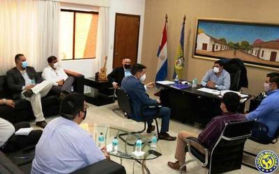 Hacienda abrirá una oficina en Luque •