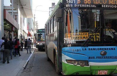 Viceministerio controlará frecuencia en los ramales de las empresas transportistas