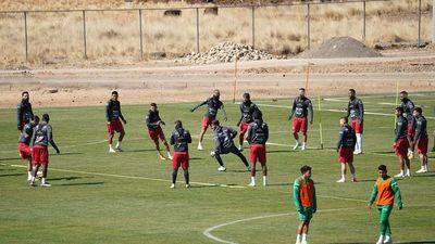 Bolivia quiere su segunda victoria en las eliminatorias