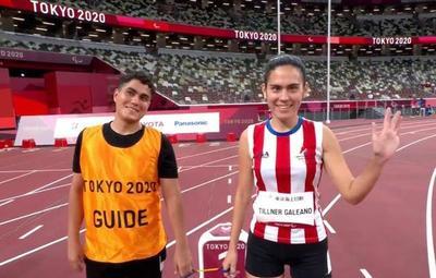 Paraolímpicos: Velocista guaraní logra nuevo récord nacional y entra en el top 10 mundial