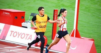 Paraolímpicos: atleta paraguaya conquista nuevo récord nacional y se ubica en el top 10