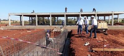 Avanzan obras de la futura subestación de Santa Rita