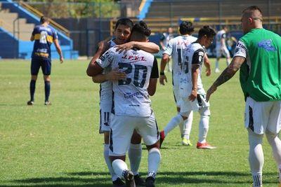 Tacuary rescató un empate ante el Sportivo Trinidense