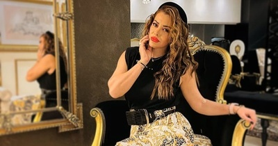 [VIDEO] Marly Figueredo y su admiración hacia Lady Di