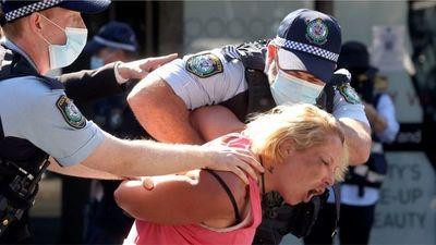 Australia, el banco de pruebas de la dictadura Orwelliana