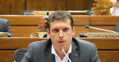 La Nación / Diputado denuncia supuesto esquema de coimas en la Caminera de Alto Paraná