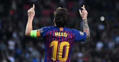 """Este es el heredero de la histórica """"10"""" de Lionel Messi en el Barcelona"""