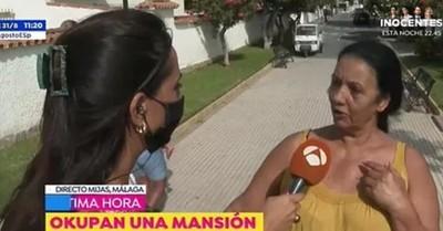 Polémica por familia okupa española que se tomó una mansión frente a la playa: niegan que se deba a un capricho