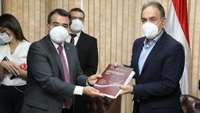 Hacienda presentó al Congreso el Proyecto de PGN 2022