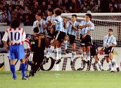 Un cuarto de siglo de un gol memorable