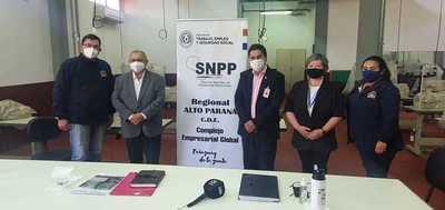 Certificarán a trabajadores empíricos de Alto Paraná