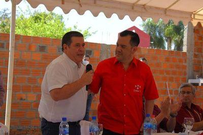 """""""Anotame qué pedís"""", le dijo Horacio Cartes a Rodolfo Friedmann"""